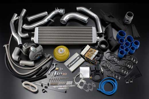 RX8 Greddy Turbo Kit Europe