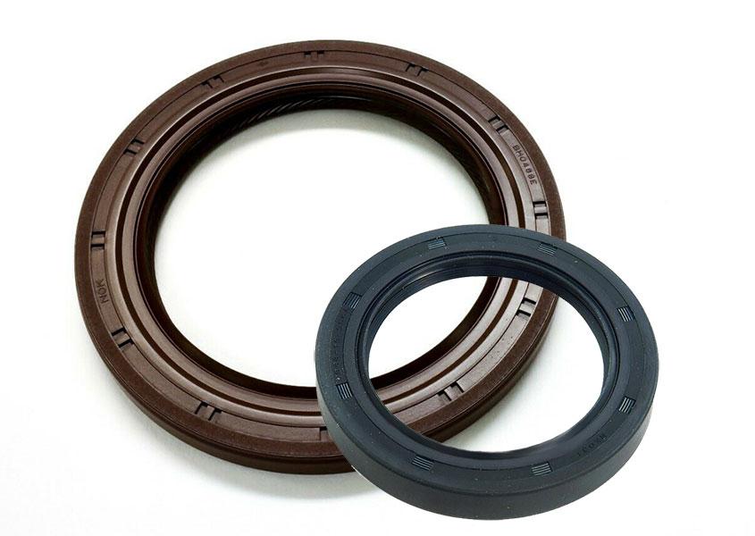 Mazda OEM Front & Rear main seal set