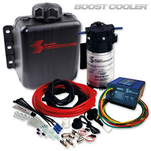 Boost Cooler Stage 2 MAF TFSI